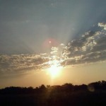 Branson Trip Sunrise