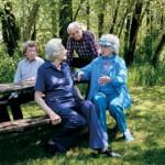 retirement residents