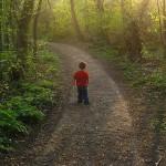 wandering child