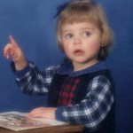 Emili...early years