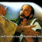 thomas and Jesus